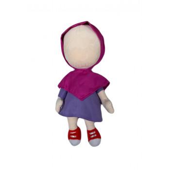 DouDou Zainab - Poupée Sans Visage - Muslim Kid