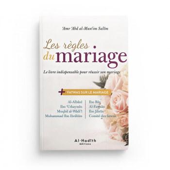 Les Règles du Mariage - Edition Al Hadith