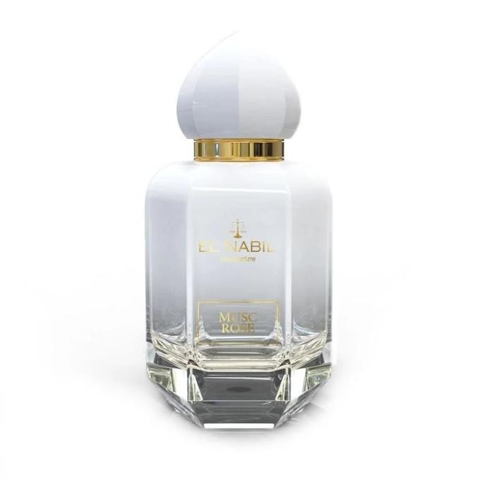 Musc Rose - Eau de Parfum : Femme - Spray - El Nabil - 50ml