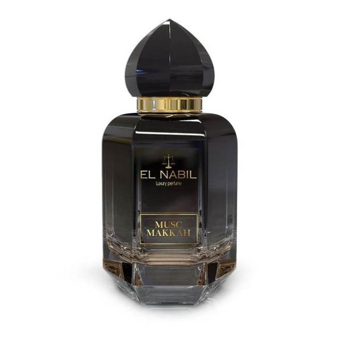Musc Makkah - Eau de Parfum : Homme - Spray - El Nabil - 50ml