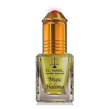 Musc Halima - Parfum : Mixte - Extrait de Parfum Sans Alcool - El Nabil - 5 ml