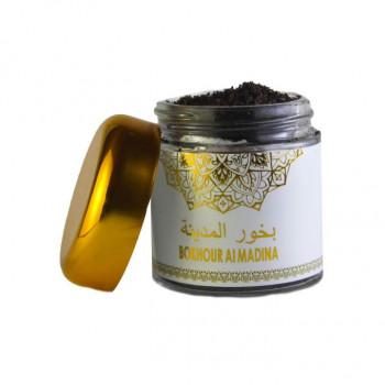 Encens Boisé - Bakhour Al Madina - Parfums d'Ambiance - Diamant - 80 gr