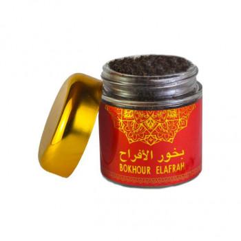 Encens Boisé - Bakhour El Afrah - Parfums d'Ambiance - Diamant - 80 gr