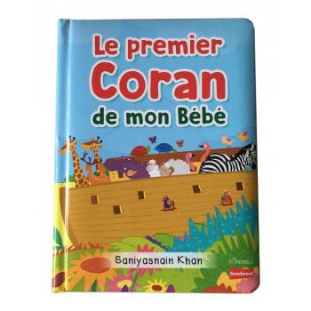 Le Premier Coran de Mon Bébé - Livre avec Pages Cartonnées - Edition Goodword et Orientica