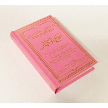 L'Authentique des Rappels - Cheikh Albani - Rose - Format de Poche - Edition Dine Al Haqq