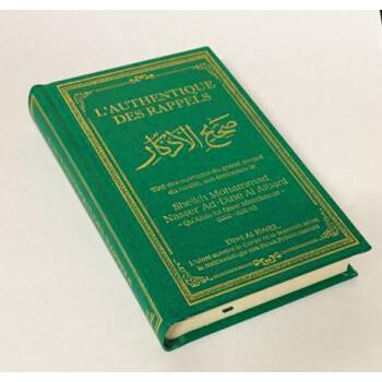 L'Authentique des Rappels - Cheikh Albani - Vert - Format de Poche - Edition Dine Al Haqq