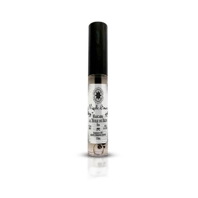 Mascara BIO à l'Huile de Ricin - Soin, Force et Croissance - 10 ml - NIgelle Source