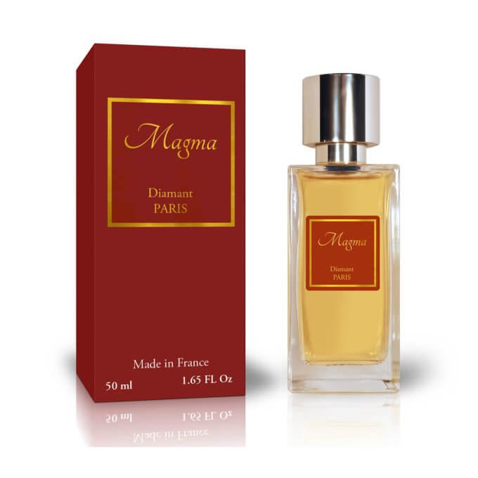 Parfum Homme Spray - Magma - Eau de Toilette - Diamant - 50 ml