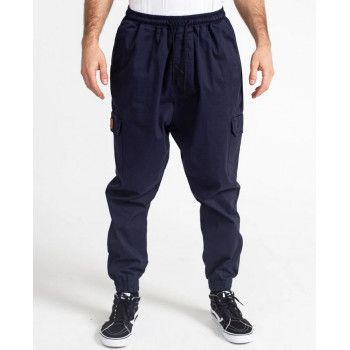 Saroual Coupe Pantalon Cargo CP1 Navy - DC Jeans