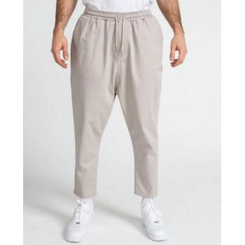 Saroual Coupe Pantalon Chino CH1 Beige Straight - DC Jeans