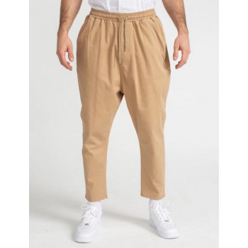 Saroual Coupe Pantalon Chino CH1 Sable Straight - DC Jeans