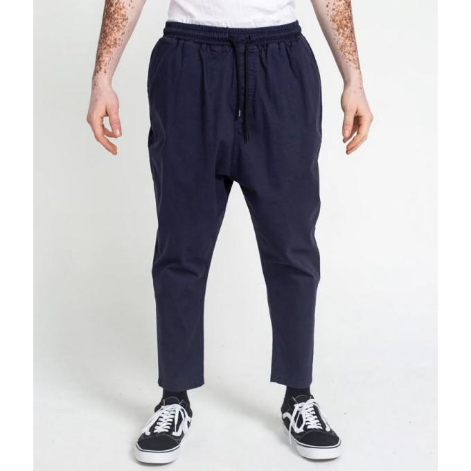Saroual Coupe Pantalon Chino CH1 Blue Straight - DC Jeans