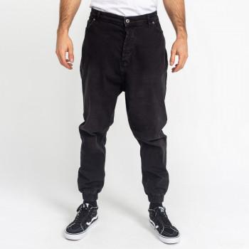 Saroual Coupe Pantalon Jeans Black Basic - Usfit - DC Jeans