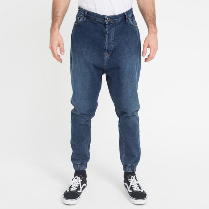 Saroual Coupe Pantalon Jeans Blue Basic - Usfit - DC Jeans