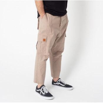 Saroual Coupe Pantalon Cargo Basic Straight Beige Ripstop - DC Jeans