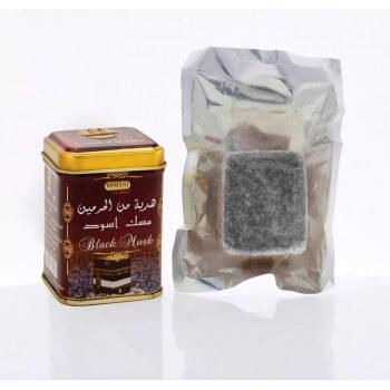 Musc Black - Morceau - Cube de Musk - Hemani