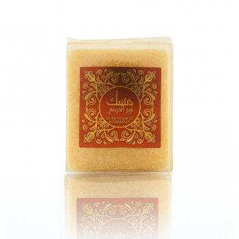 Musc Noor Al Haramain - Morceau - Cube de Musk - Hemani