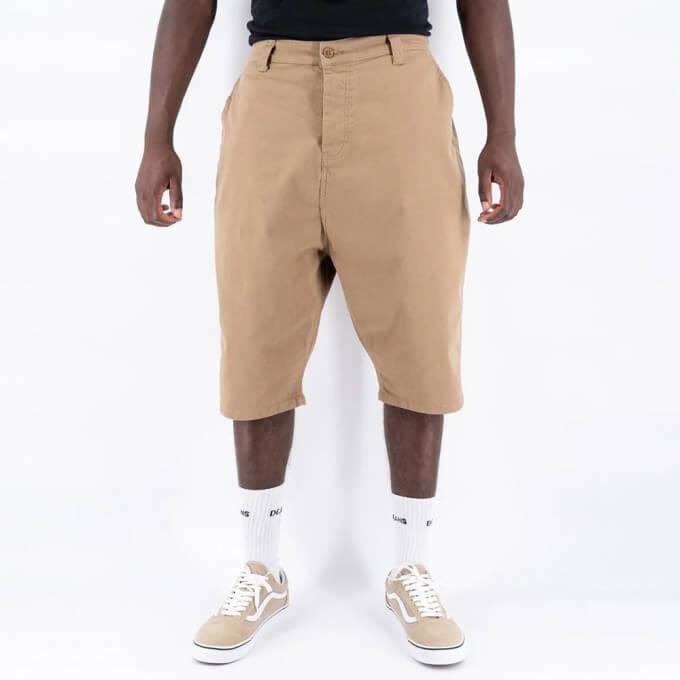 Saroual Short Chino - Bermuda Basic Beige - DC Jeans - New 2021
