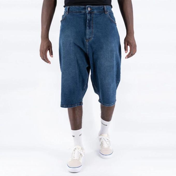 Saroual Short Jeans - Bermuda Basic Blue - DC Jeans - New 2021