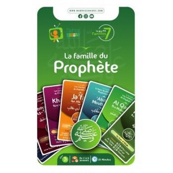 Jeu des 7 familles - La Famille du Prophète - Madrass' Animée