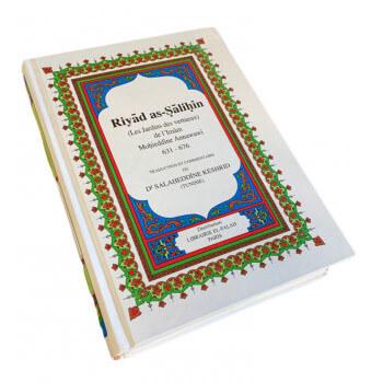 Riyad As Salihin - L'Imam An-Nawawi - GRAND Format - Salaheddine Kechrid - Edition El Falah