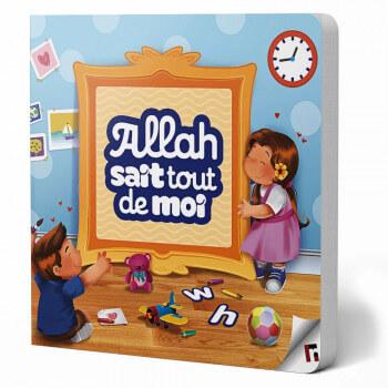 Allah Sait Tout de Moi- Edition Learning Roots