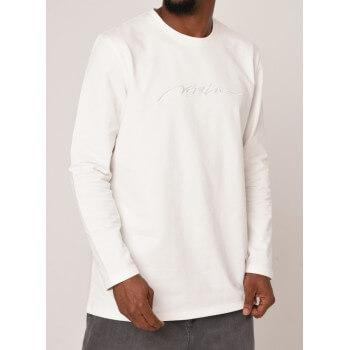 Pull Oversize Blanc - N3 - Na3im - NIII - New 2021