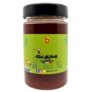 Miel de Forêt - Miel 100% Naturel de France - 250 gr - Beelal