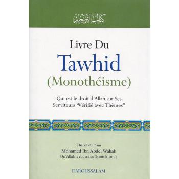 Le Livre du TAWHID - Edition Daroussalam
