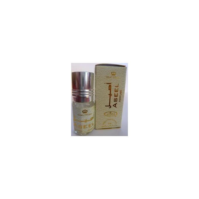 Aseel - Musc Sans Alcool - Concentré de Parfums Bille 3ml - Al Rehab