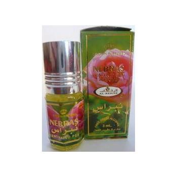 Nebras - Musc Sans Alcool - Concentré de Parfums Bille 3ml - Al Rehab