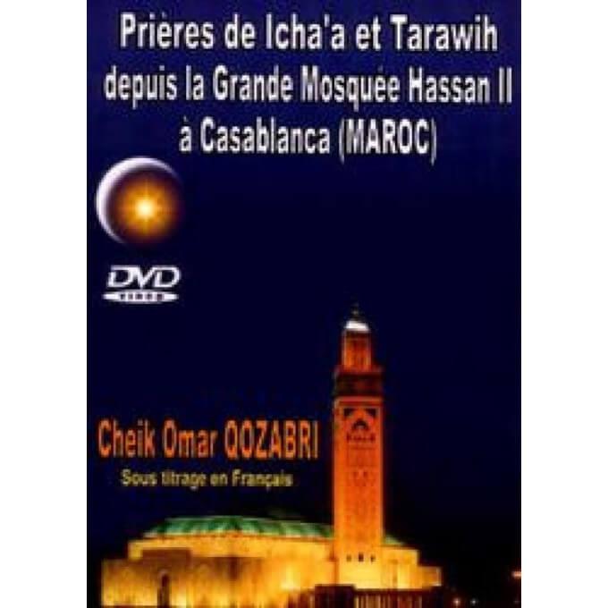 DVD - Prières de Icha At Tarawih au Maroc