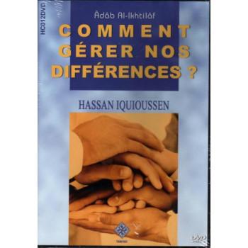DVD - Comment Gérer Nos Différences ?