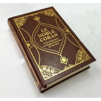 Le Noble Coran et la Traduction en Langue Française de ses Sens - Français /Arabe - Traduction Mohammad Hamidoullah - 645