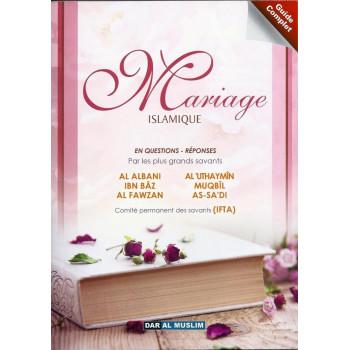 Le Mariage Islamique - Edition Dar Al Muslim