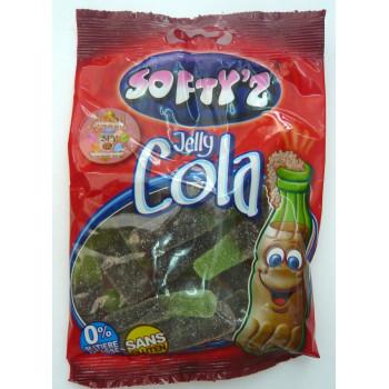 Bonbons Bouteilles de Coca Acidulées - Softy'Z - Halal - Sachet 100gr