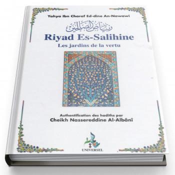 Riyad as-Salihine de l'Imam Al Nawawi - Les Jardins des vertueux - Format A4 - Edition Universelle