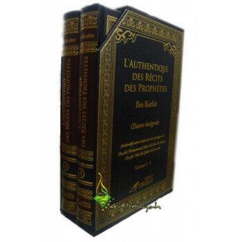 L'Authentique des Récits des Prophètes (2 Tomes) - Edition Tawbah - 898