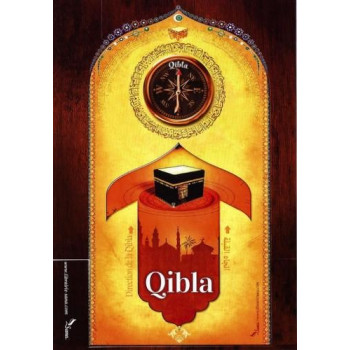 Autocollant Direction Qibla