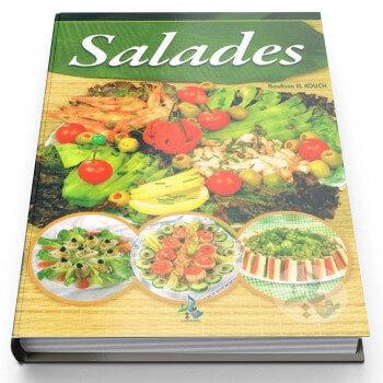 Salades - Recette Cuisine - Edition Universelle