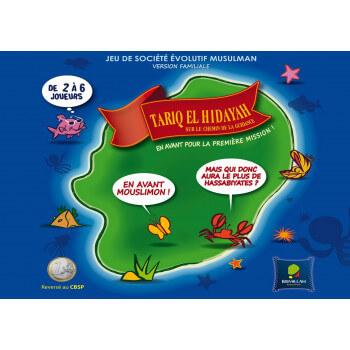Tariq el Hidayah, Le jeu de société pour découvrir l' Islam !
