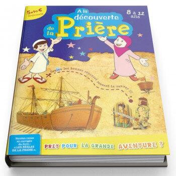 A la découverte de la Prière - 8 à 12 ans - Edition Pixel Graf