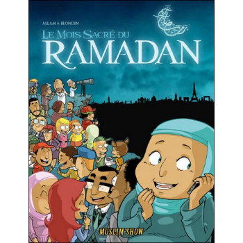 BD - Le Mois Sacré du Ramadan - Edition Du Bdouin