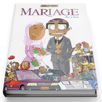 BD - Mariage - Edition Du Bdouin