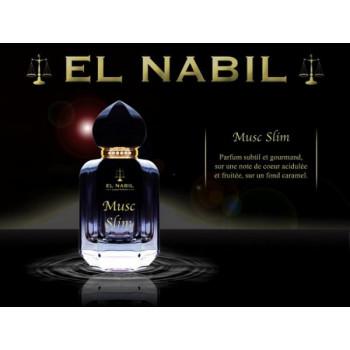Parfums Spray - El Nabil 50ml - Musc Slim