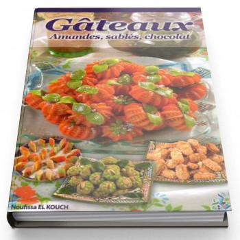 Gâteaux : Sablés , Amandes , Chocolats - Recette Cuisine - Edition Universelle