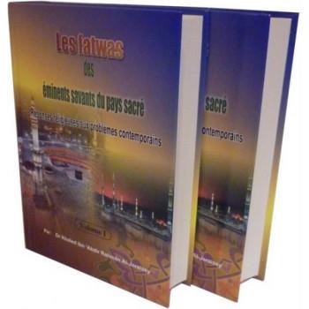 Les Fatwas Des Eminents Savants Du Pays Sacré (2 Volumes) - Edition Dar Al Muslim