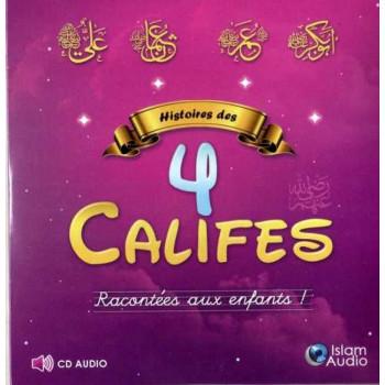Histoires Des 4 Califes - Islam Audio