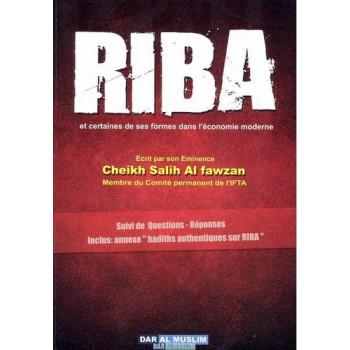Riba - Edition Dar Al Muslim