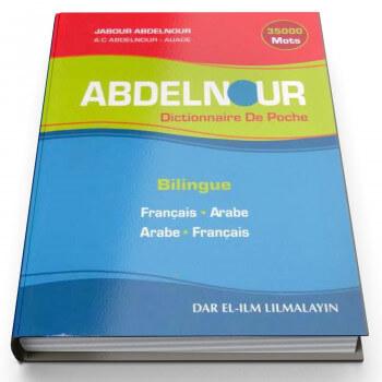 Dictionnaire De Poche AbdelNour Français Arabe - Arabe Français - Edition Dar El Ilm Lil Malayin